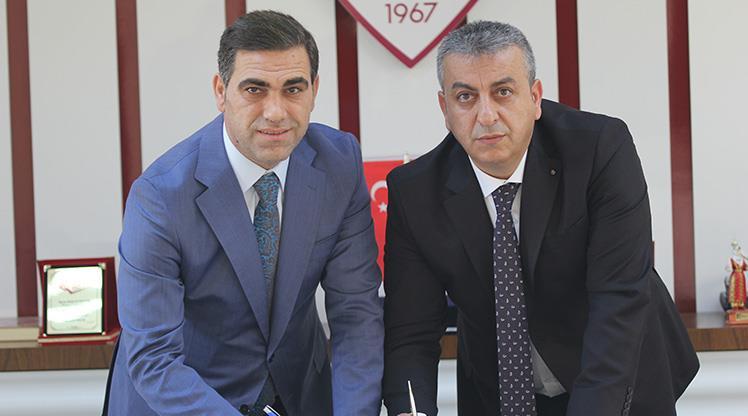 Tetiş Yapı Elazığspor'a isim sponsoru