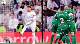 Real Madrid'e kupada büyük şok (ÖZET)