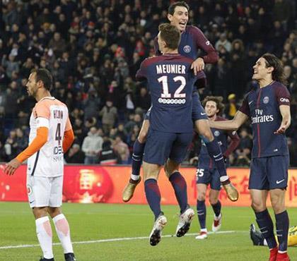 PSG yara sardı, olan Montpellier'e oldu (ÖZET)