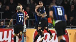 Inter bunu hep yapıyor! Müthiş geri dönüş!