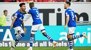 Schalke bir açıldı, pir açıldı