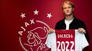 Ajax Dolberg'le uzattı