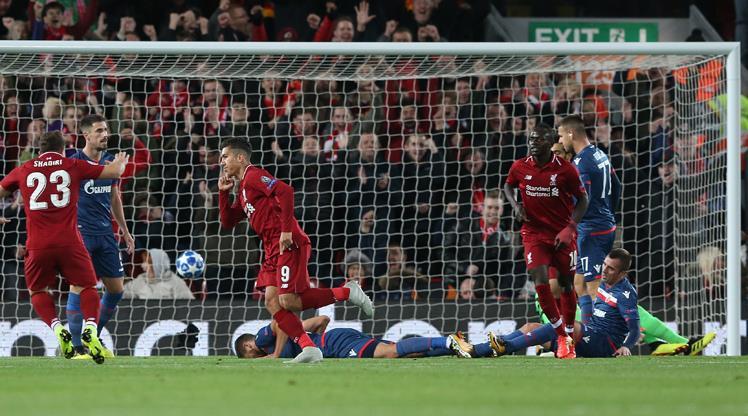Liverpool işi şova döktü: 4-0