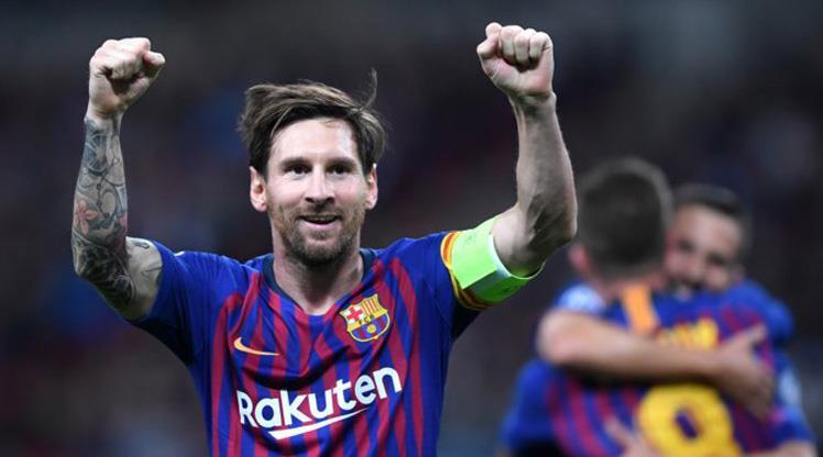 Lionel Messi'nin adı ölümsüzleşecek