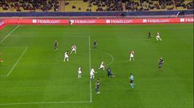 Monaco'nun umutları müthiş golle tükendi!
