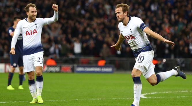 Müthiş geri dönüş! Kane Tottenham'ı ipten aldı! (ÖZET)