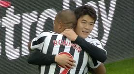 Rondon Newcastle'a hayat verdi (ÖZET)