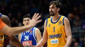 8. haftanın MVP'si Alexey Shved!