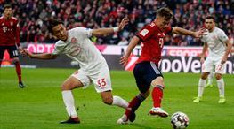 Bayern müthiş dönüşe engel olamadı!