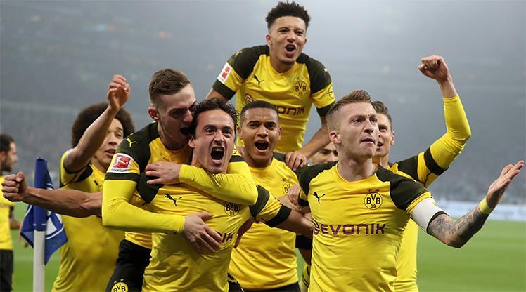 Dortmund derbide de hata yapmadı!