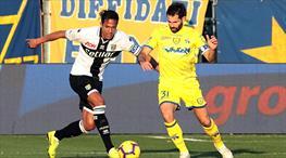 Parma'dan sürpriz kayıp