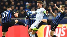 Inter'e Avrupa Ligi tesellisi (ÖZET)