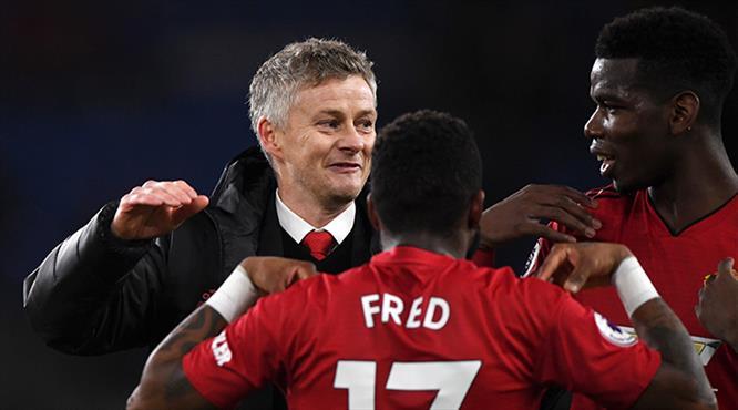 Mourinho gitti, ManU şov yaptı! (ÖZET)