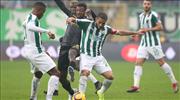 Bursaspor - Evkur Yeni Malatyaspor: 1-1 (ÖZET)