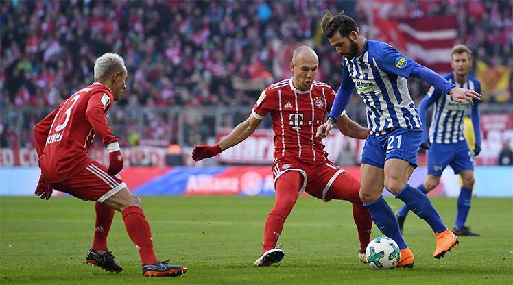 Bayern Münih'e 1023 gün sonra 'dur' dediler!
