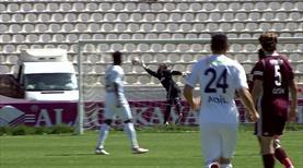 Spor Toto 1. Lig'de müthiş gol! Kendi sahasından attı!