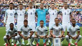 İşte İngilizlerin Dünya Kupası kadrosu