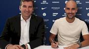 Guardiola beklenen imzayı attı