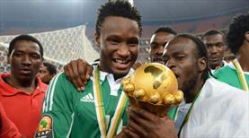 D Grubu'nun kilit takımı Nijerya