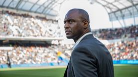 Nice'in yeni patronu Vieira
