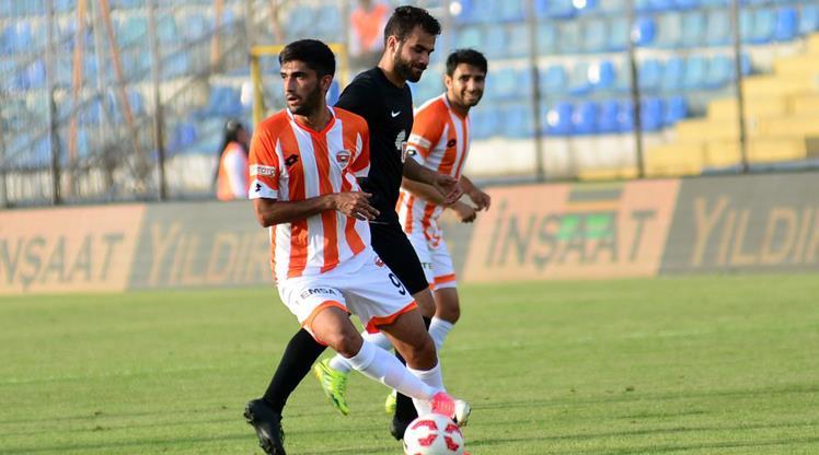 İşte Adanaspor'un kamp programı