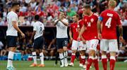 Kazanan da üzülen de yok! Fransa ve Danimarka el ele turladı!