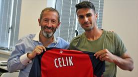 Mehmet Zeki Çelik Lille'de