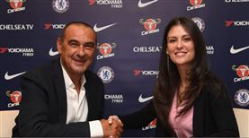 Chelsea Sarri'ye emanet