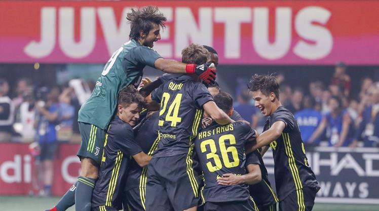 Juventus yıldızlar karmasını penaltılarda geçti!