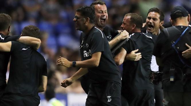 Lampard yeni kariyerine 3 puanla başladı! (ÖZET)