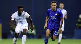 Dinamo Zagreb 5 dakikada kabus gördü