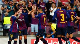 Messi'den muhteşem açılış!