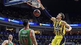 Fenerbahçe BEKO durdurulamıyor! 12'de 12 (ÖZET)