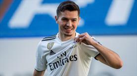 Real Madrid Diaz'ı tanıttı