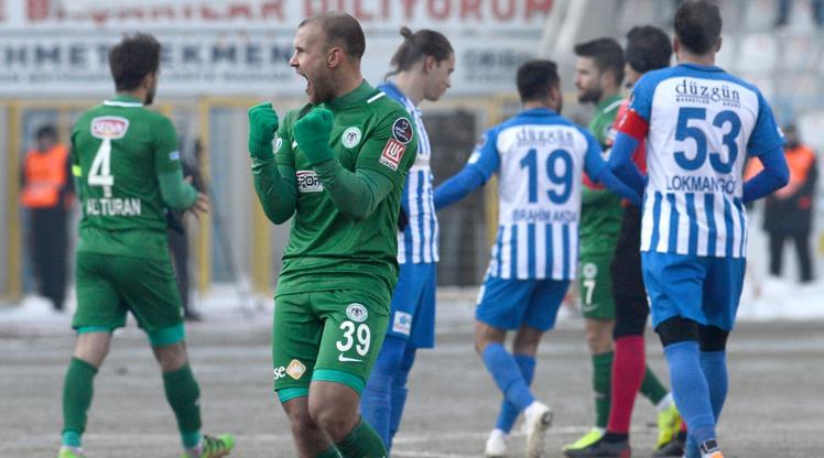 BB Erzurumspor Atiker Konyaspor 1 2 U00d6ZET Tr