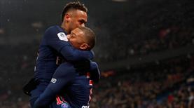 PSG Guingamp'ı pişman etti: 9-0 (ÖZET)