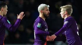 Manchester City bu kez abartmadı (ÖZET)