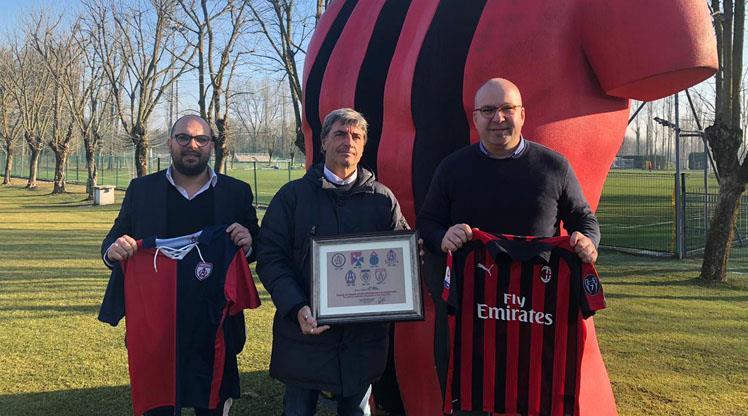 Altınordu'dan Milan ve Atalanta'ya ziyaret