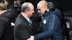 Benitez'ten Manchester City'ye şok (ÖZET)