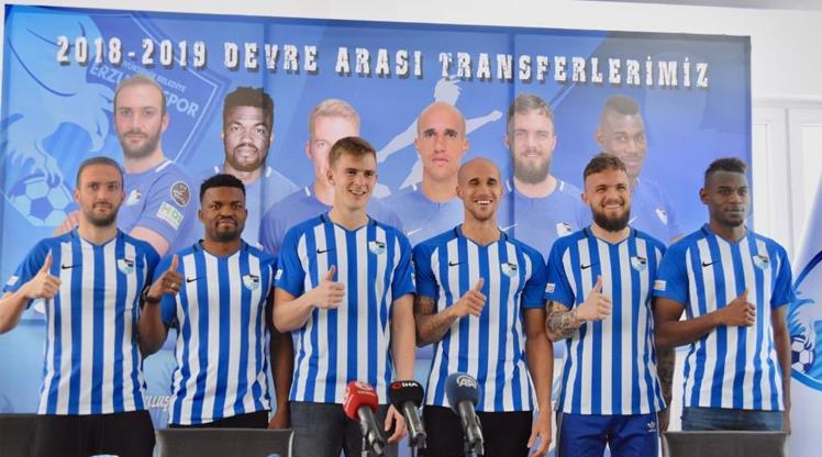 BB Erzurumspor yenileriyle imzaladı!
