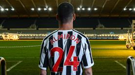 Newcastle rekorla imzayı attırdı!