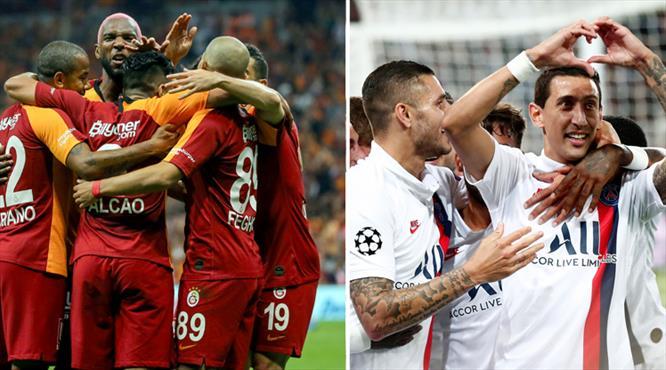 Sizce Galatasaray - Paris Saint-Germain maçını kim kazanır?