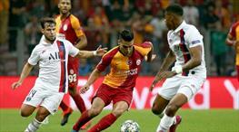 Galatasaray - Paris Saint-Germain maçının özeti burada