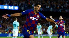 Suarez böyle istedi! Barça'dan müthiş geri dönüş (ÖZET)