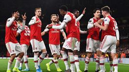 Arsenal'den dört dörtlük zafer (ÖZET)