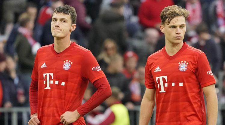 Bayern Münih evinde dağıldı
