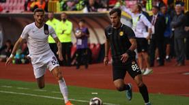 Eskişehirspor: 1 - Fatih Karagümrük: 3 (ÖZET)