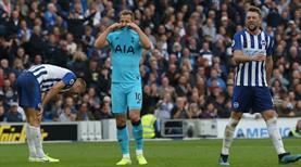 Tottenham'da çöküş sürüyor