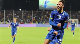 Muriqi attı, Kosova rahat kazandı