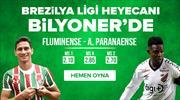 Brezilya Serie A Heyecanı Bilyoner'de!